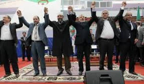 Une partie de l'opposition au régime de Bouteflika.
