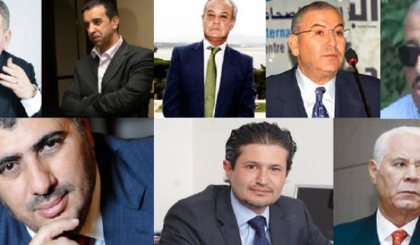 Les patrons qui ont marqué les 15 ans du pouvoir bouteflikien