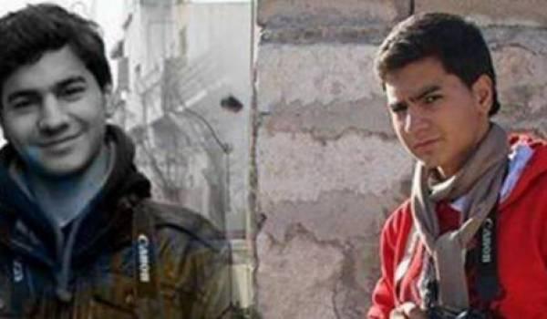 Le photographe syrien indépendant Molhem Barakat