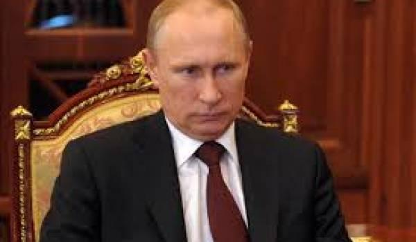 La Russie de Poutine rattrapé par la crise.