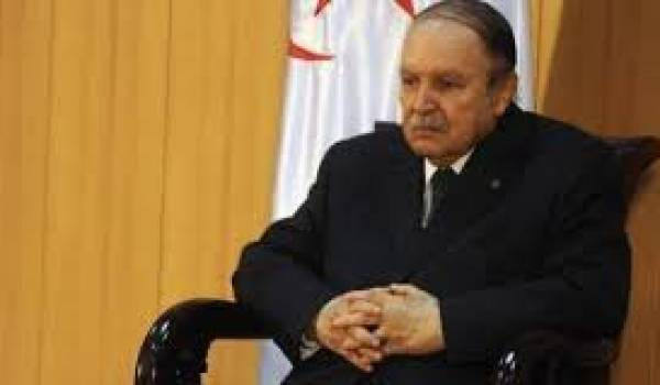 Le président Bouteflika a encore disparu des écrans.