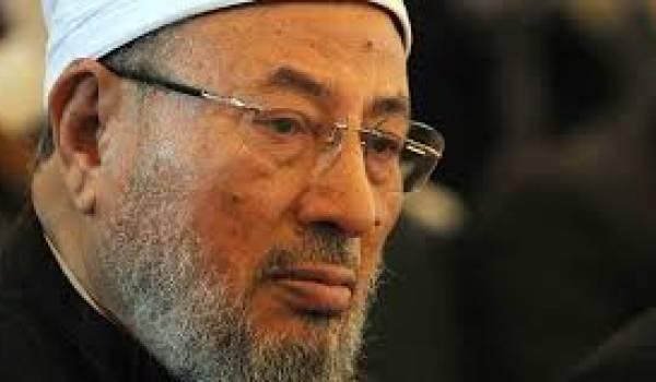Al Qaradawi, théoricien des Frères musulmans.