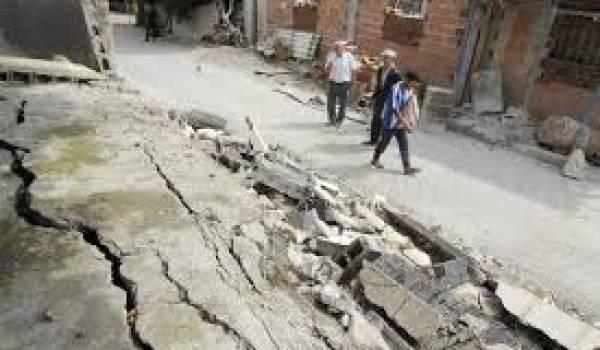D'importants dégâts et des blessés ont été enregistrés.