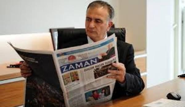 Le rédacteur en chef de Zaman arrêté.