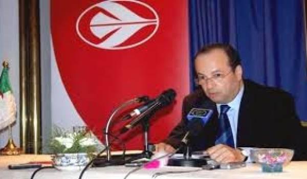 Mohamed Salah Boultif, patron d'Air Algérie.