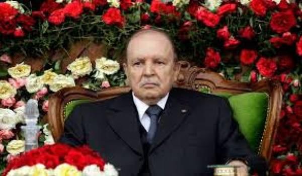 Bouteflika est-il disposé de relancer la cour des comptes qu'il a gelée ?