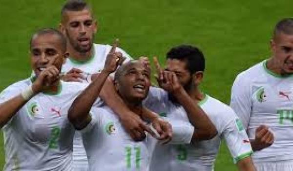 Les Algériens ont pris une belle option pour la qualification