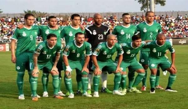 L'EN algérienne.