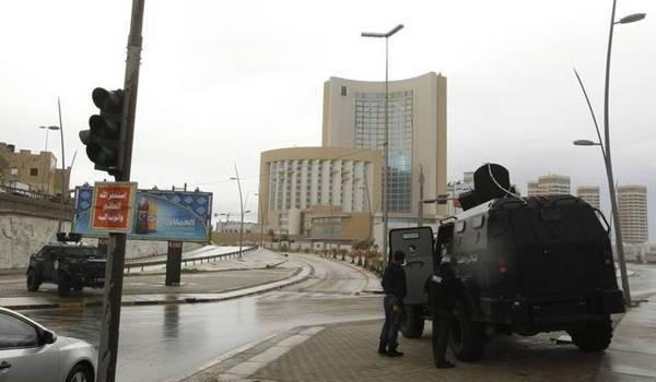 Des djihadistes ont attaqué un hôtel de luxe à Tripoli