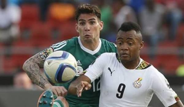 Les Nigérians ont battu l'Algérie avec mérite.
