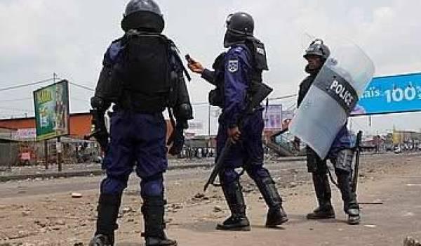 La répression policière a fait 42 morts en RD Congo.