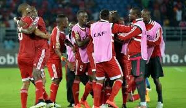 Les Gabonais heureux de leur qualification.