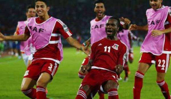 La Guinée Equatoriale a gagné grâce à un penalty litigieux.
