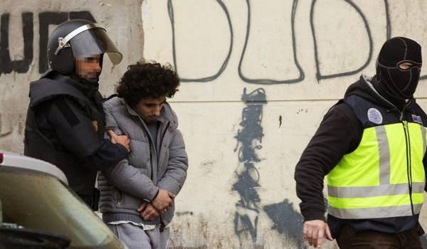La police espagnole a déjà démantelé une cellule djihadiste en mars 2014 à Ceuta.