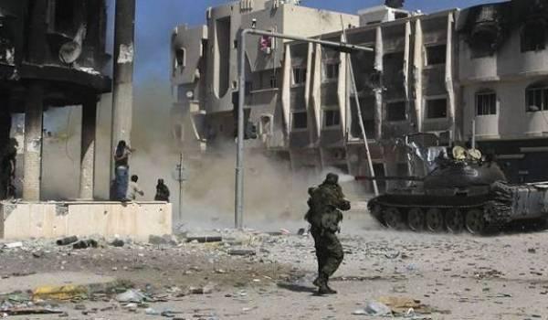Les milices se disputent le pouvoir depuis la chute du dictateur Mouammar Kadhafi.