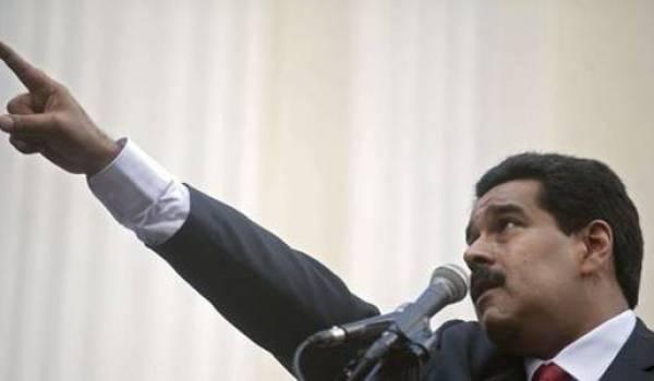 Nicolas Maduro, président du Venezuela est à Alger.