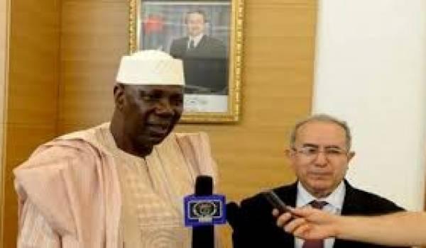 Modibo Keïta, nommé Premier ministre malien