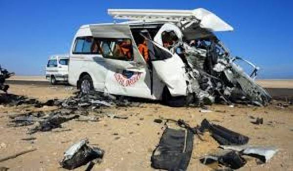 Le bilan de l'accident est de deux morts.