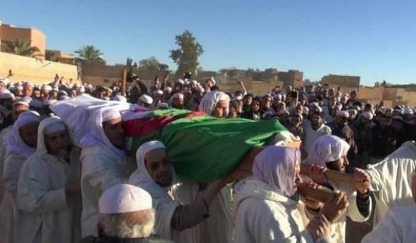 Ghardaïa a replongé dans le climat de terreur et de mort.