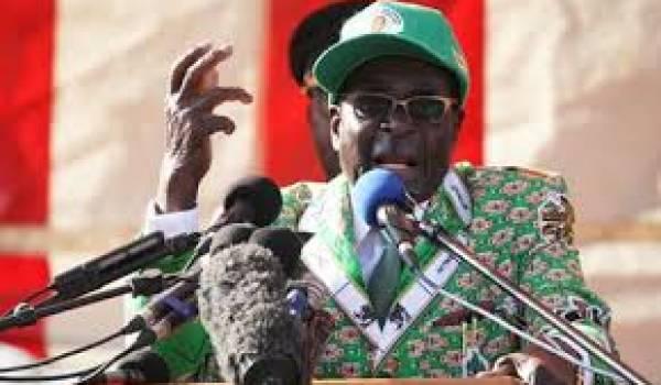 Robert Mugabe, 90 ans