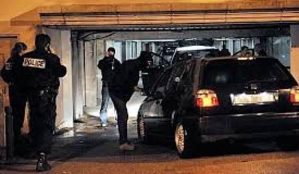 La police belge en état d'alerte maximale.