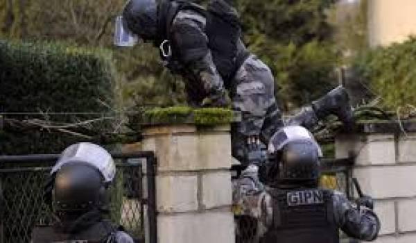 Une opération antijihadiste a été menée ce mardi matin à Lunel (Hérault).