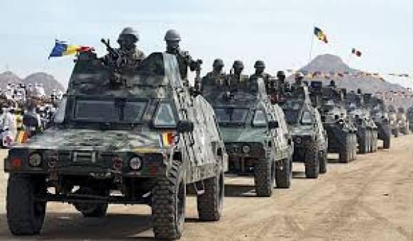 L'armée tchadienne.