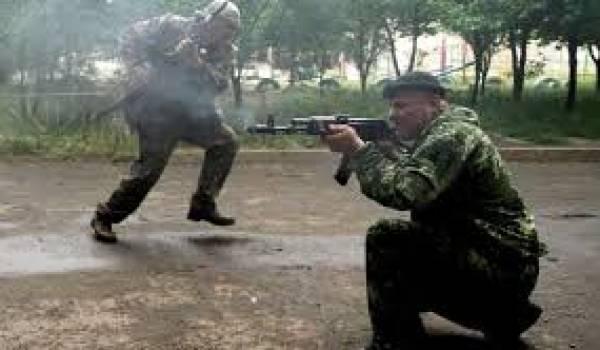 Les rebelles pro-russes ont des visées expansionnistes sur toute la région.