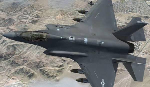Le F35 américain, un des avions le plus performant au monde.
