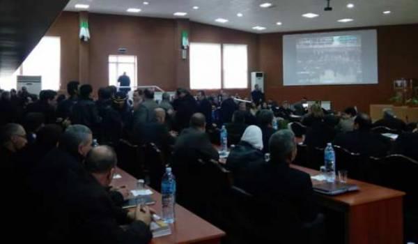 Une séance de l'APW de Bejaia.