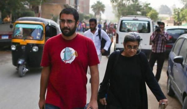 Alaa Abdel Fattah condamné à 5 ans de prison