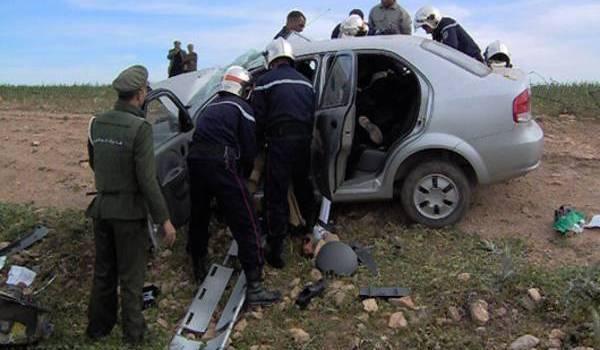 44 morts et 512 blessés en une semaine sur les routes algériennes