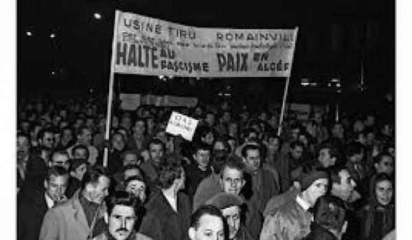 Ce massacre de manifestants en plein Paris rappelle celui d'octobre 1961