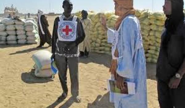 Mali : des blessés sont soignés à la suite d'affrontements à Tabankort