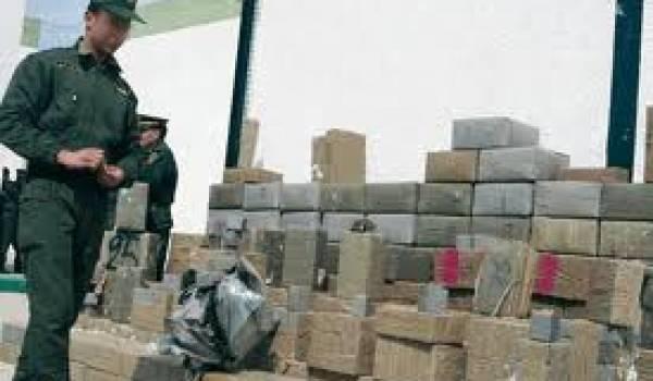 """""""80,80% du cannabis saisi ont été enregistrés dans la région Ouest du pays"""","""