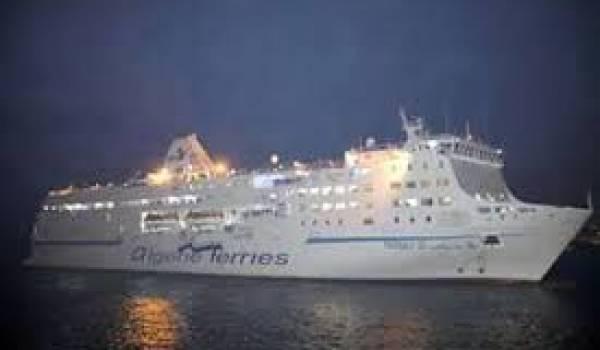 bateau algerie ete 2015