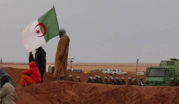 Depuis fin décembre, les habitants d'In Salah s'opposent à l'exploration et l'exploitation du gaz de schiste