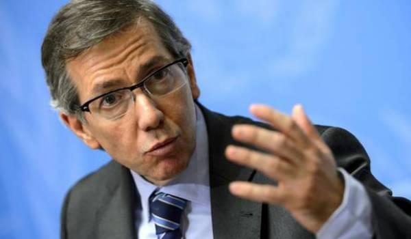 Le représentant de l'ONU en Libye Bernardino Leon