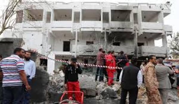 Les djihadistes ont revendiqué les attentats