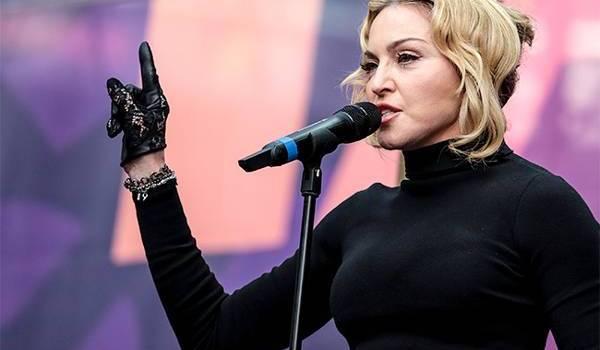 Madonna s''invite dans le débat français.