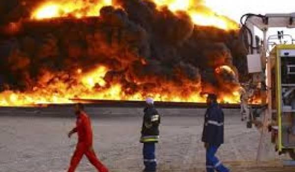 Un groupe armé a attaqué un champ pétrolier de la Compagnie nationale du pétrole.