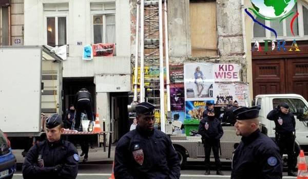 La préfecture de Paris a envoyé jeudi matin la police pour chasser les retraités immigrés de leur modeste chambre.