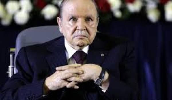 Abdelaziz Bouteflika et son clan bâillonnent la voix du peuple et prête le flanc au pouvoir de l'argent.
