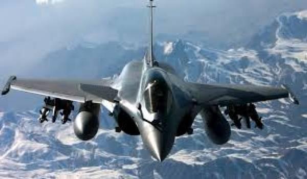 C'est la première fois que cet avion de la firme Dassault est vendu à l'étranger.