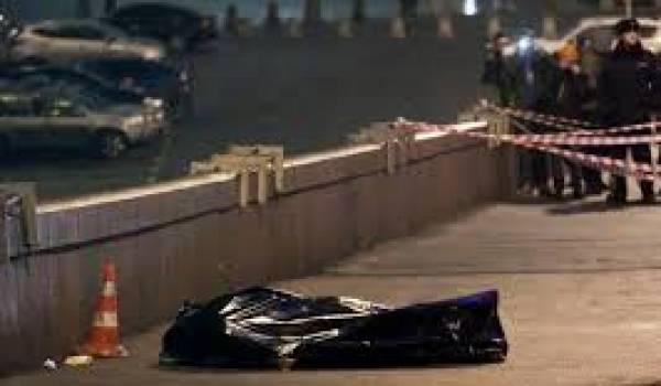 Boris Nemtsov assassiné de quatre balles près du Kremlin