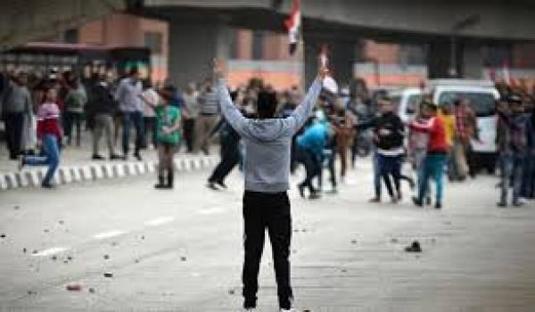 Les supporters égyptiens sont réputés pour leur violence.
