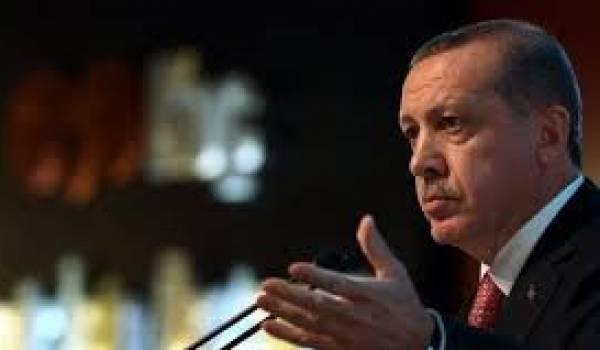 Tayyep Erdogan.