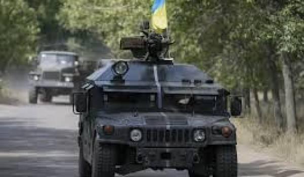 Les séparatistes pro-russes ont reçu des renforts de Moscou.