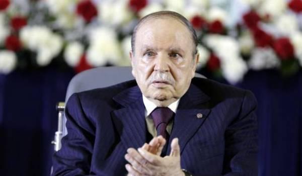 """La """"réélection"""" de Bouteflika demeure mystérieuse."""