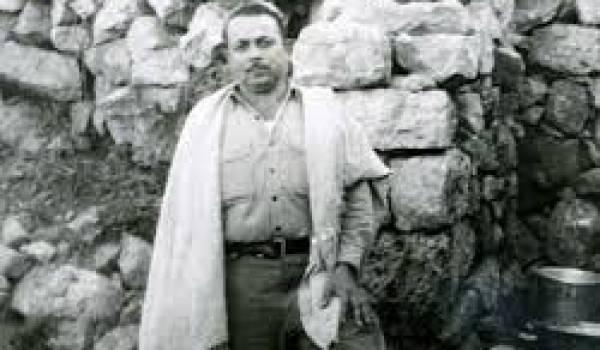 Abane Ramdane.